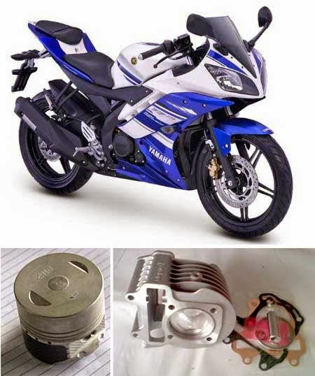 Paket Tune-up Yamaha R15