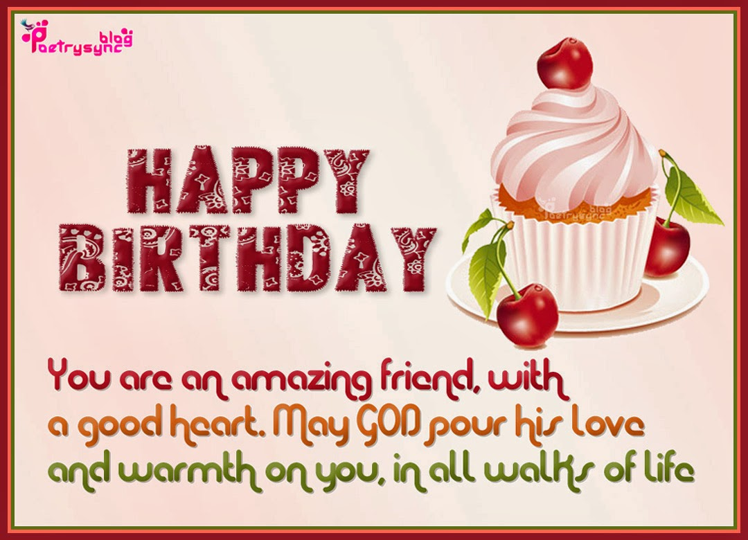 best happy birthday wishes for friend