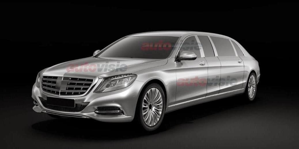 2015 2016 Mercedes-Benz S-Class Pullman First Leaked ...