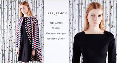 ropa marca Tara Jarmon