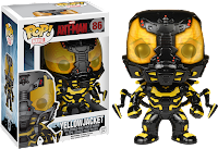 Funko Pop! Yellow Jacket