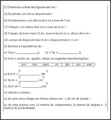 Atividades Matematica 2   Ao 5   Ano Exercicios  102  JPG