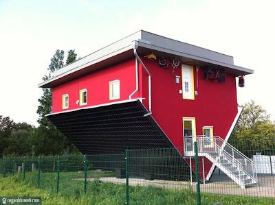 Photos droles et insolites Art - Habitation v23