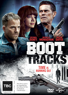 Boot Tracks Poster