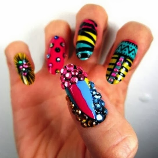 2014 spring trends in nail polish for women over 50