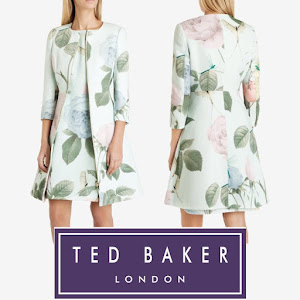 Ted Baker Coat - Princess Marilène Style