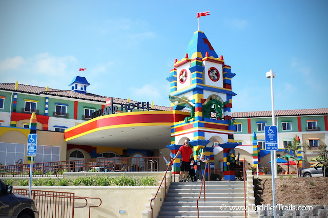 #LegolandHotel