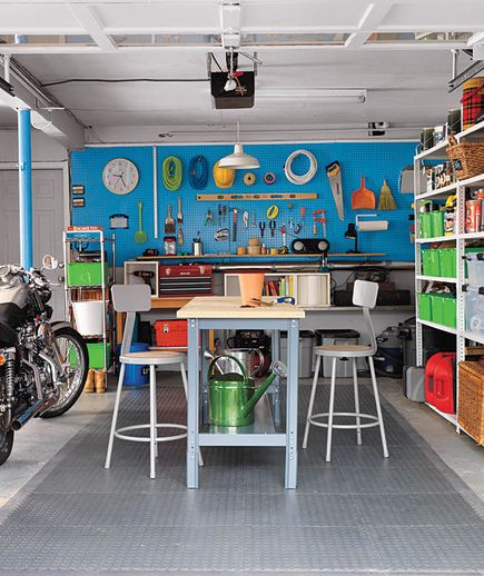 Garage Plus Workarea
