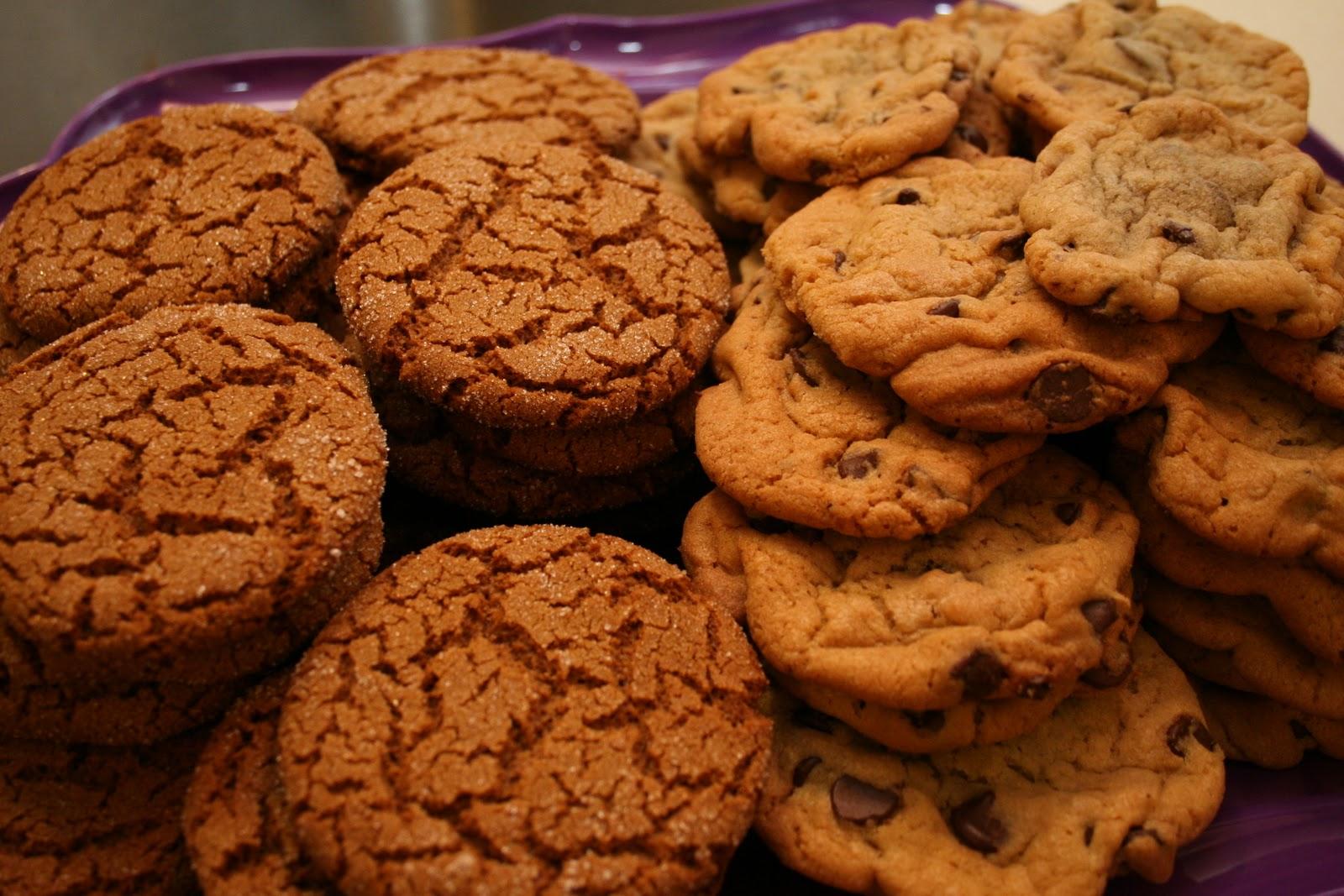 Gingersnap Cookies Recipes — Dishmaps