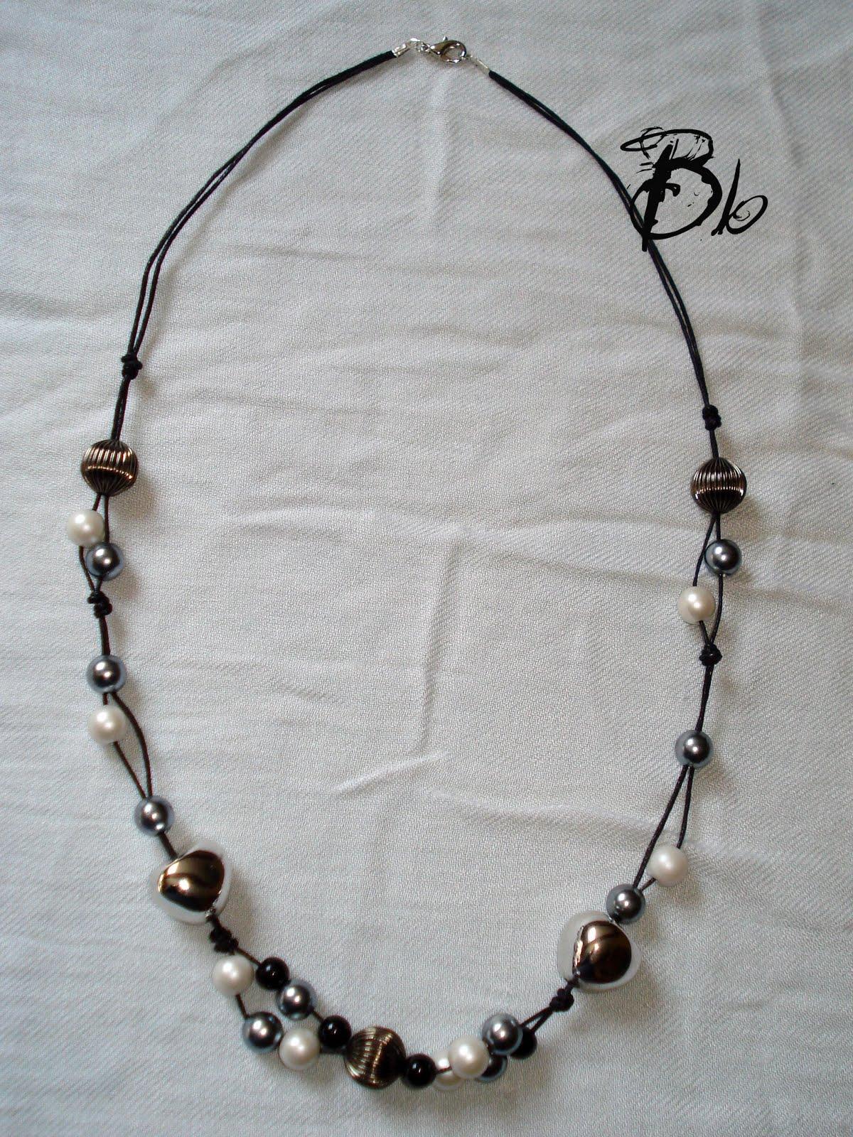 Extrêmement ღ Brenda's bijoux ღ: Collane SG31