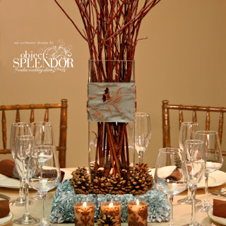 How To Make A Centerpiece For Wedding