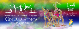 Primera Categoría, Bronce en el Campeonato de España de Conjuntos Murcia 2016
