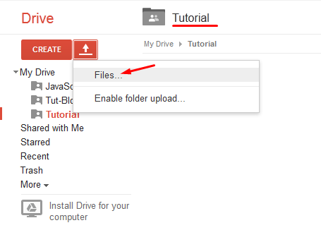 Get DoFollow Backlink From Google Drive [Pagerank 8]