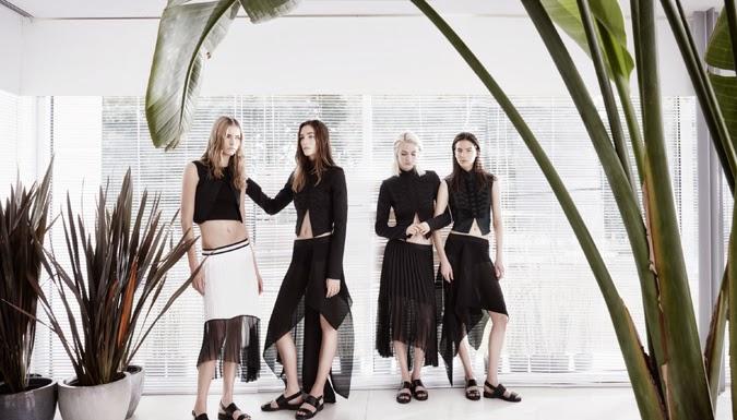 Lookbook Zara PV2014