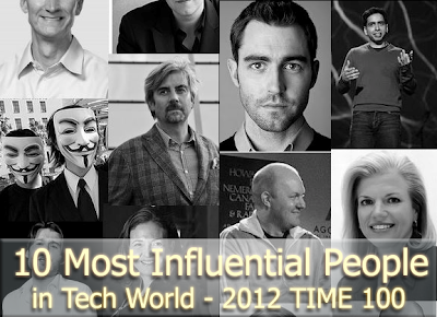 ahli teknologi paling berpengaruh di dunia