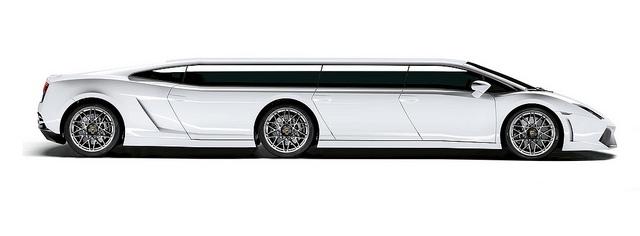 Lamborghini Limousine ...