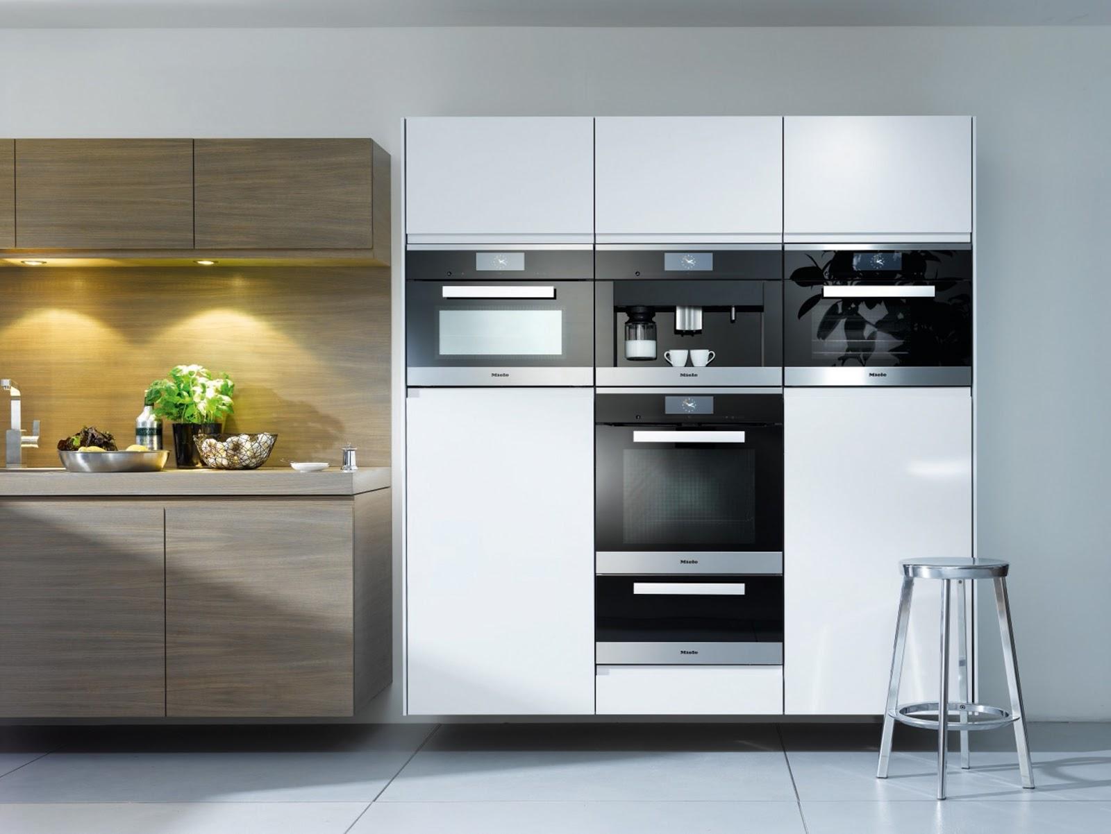 Cafran cocinas miele presenta sus nuevos aparatos - Cafran cocinas ...