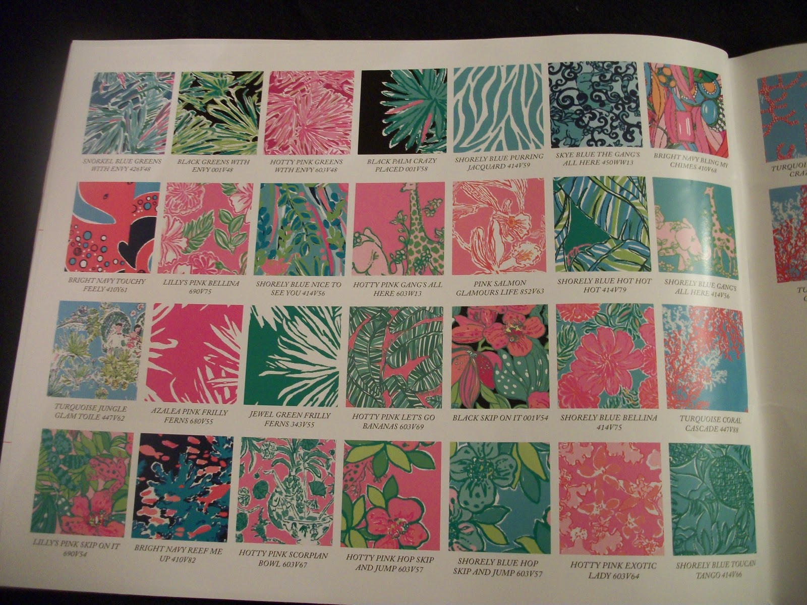 Shopaholic in Alabama: Lilly Pulitzer Resort 2011-2012: First Look ... : lilly pulitzer quilts - Adamdwight.com