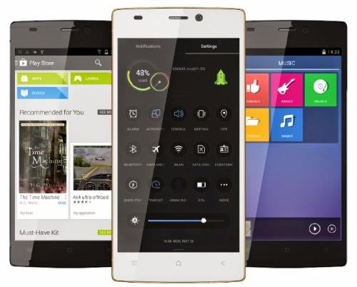 4 Hp Android Murah Bagus Ram 2GB 2 jutaan