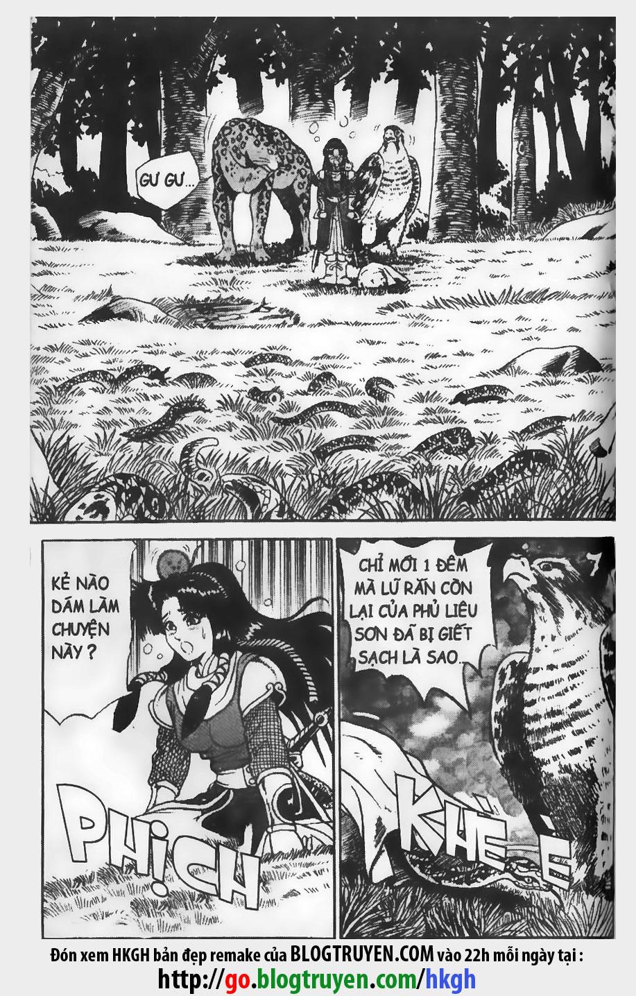 xem truyen moi - Hiệp Khách Giang Hồ Vol05 - Chap 035 - Remake
