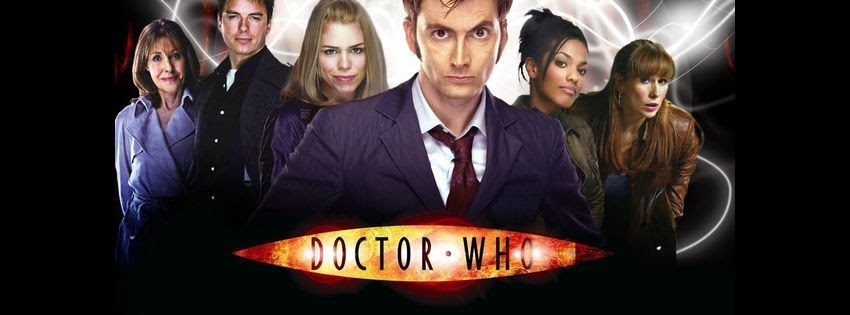 Couverture facebook doctor who