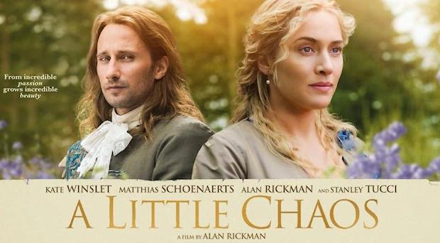 U.K. Trailer For 'A Little Chaos' Starring Kate Winslet