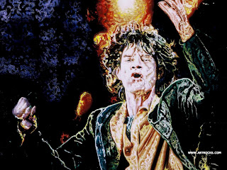 Mick Jagger Wallpaper