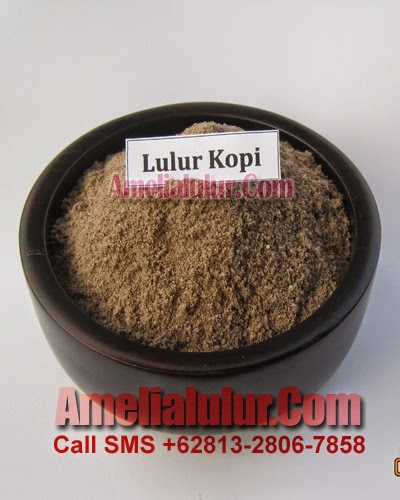 lulur kopi / body scrub coffee