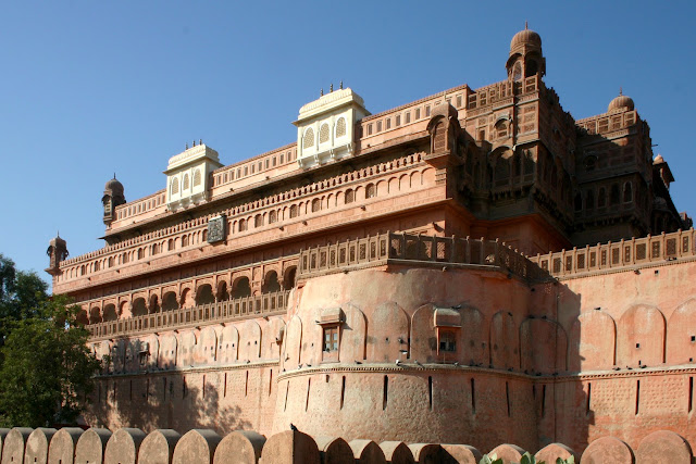 Junagarh Fort,B Rajasthan