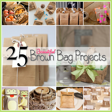 25 Brown Bag Projects
