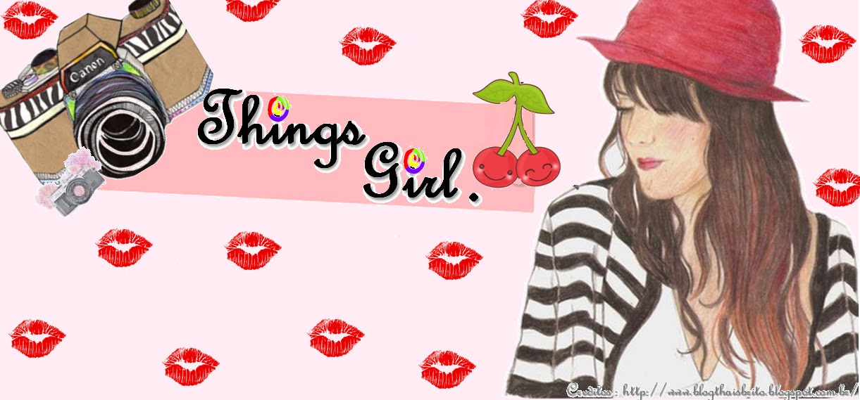 Things girl (Coisas de garota)