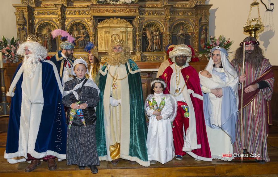 Valle de ezcabarte cabalgata reyes magos de arre 2015 for Muebles rey arre
