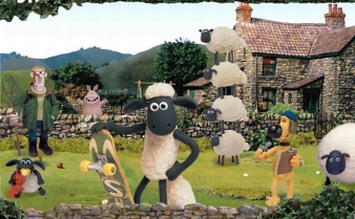 Shaun The Sheep Intro Logo Pic Images