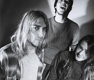 Nirvana bleach art sound wax digger reviews music musique grunge