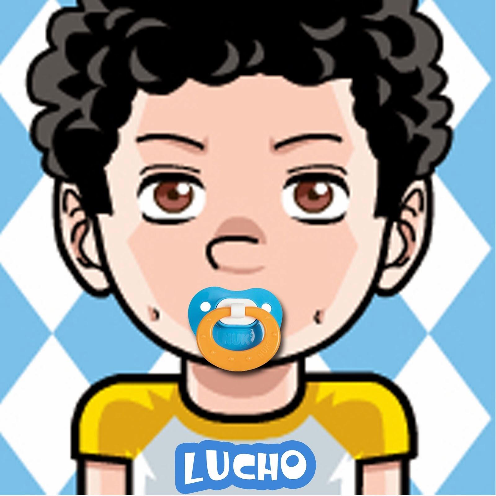 Luciano Eduardo París (mi nietito)