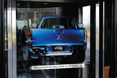 Clever and Creative Revolving Door Advertisements (20) 15