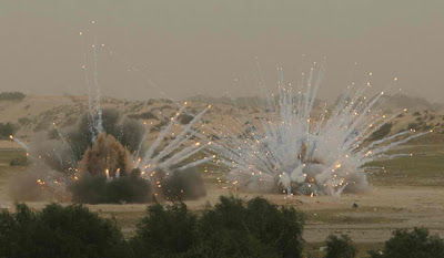 Washington Attacked Iraqi Civilians with White Phosphorus in 2004