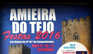 AMIEIRA DO TEJO: FESTAS DA SENHORA DA SANGUINHEIRA