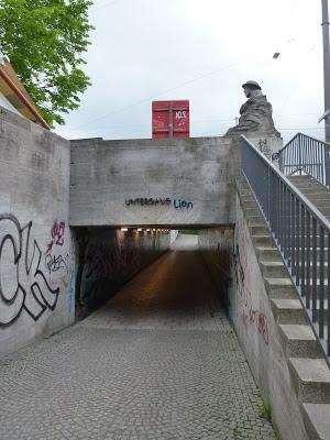 Streetart, Urbanart