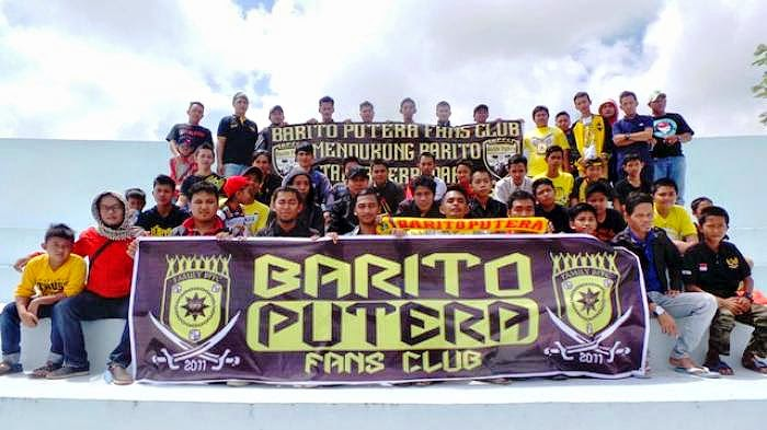 Family Barito Putera Fans Club