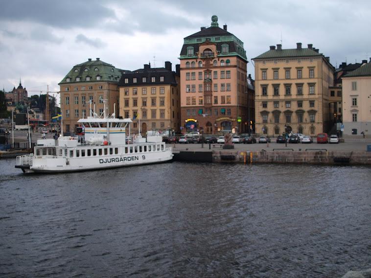 Gamla Stan, Stockholm, September 2012