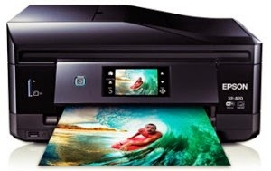Epson Expression Premium XP-820 Printer Driver Download