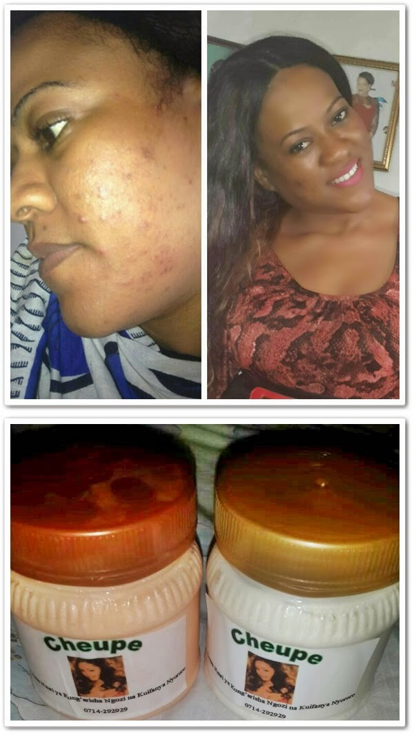 CHEUPE BODY CREAM