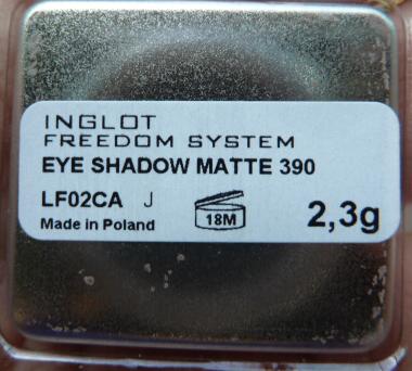 Eye Shadow Matte 390