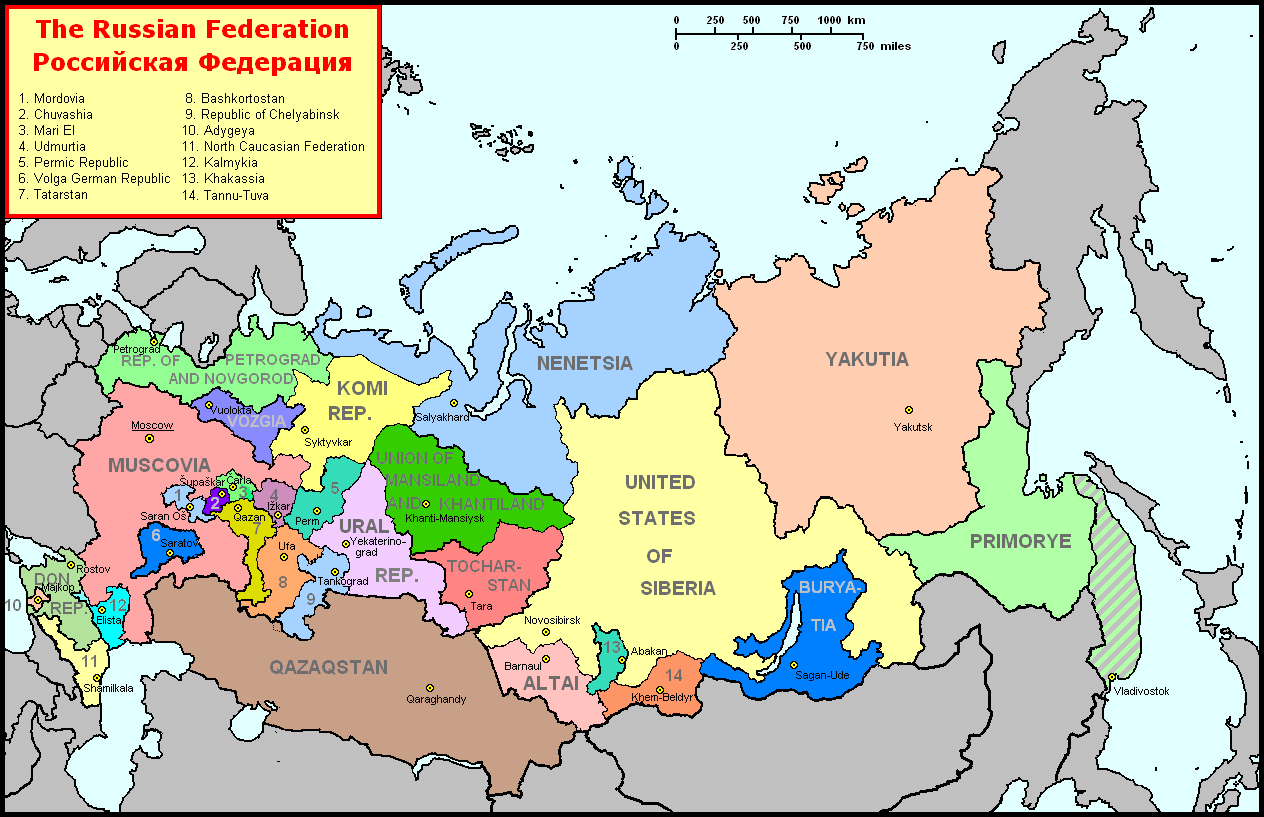 History of World history of russia