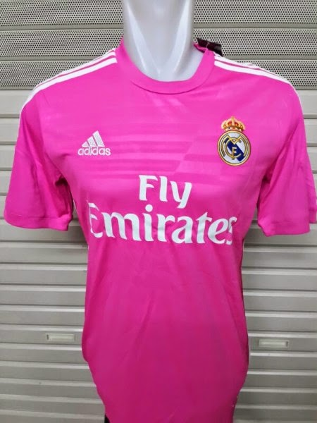 Jersey Real Madrid Away 2015