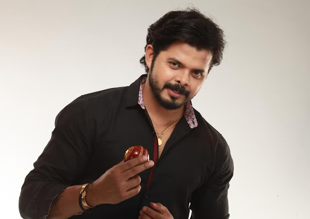 Cricketer Sreesanth movie news