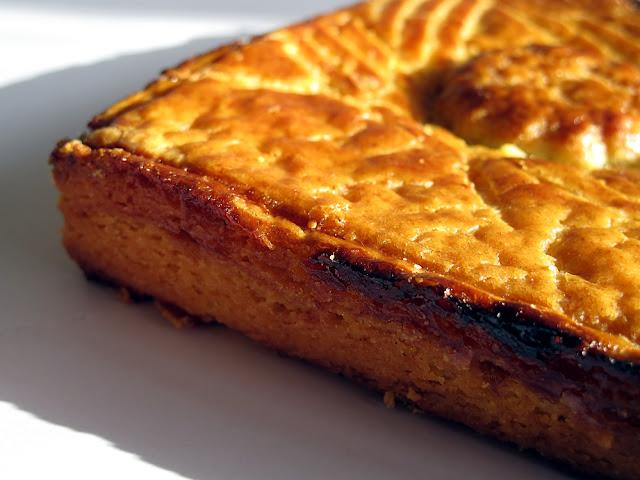 Pariès - Paris - Gâteau basque à la cerise noire