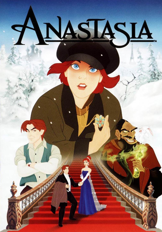 Anastasia – Dublado (1997)