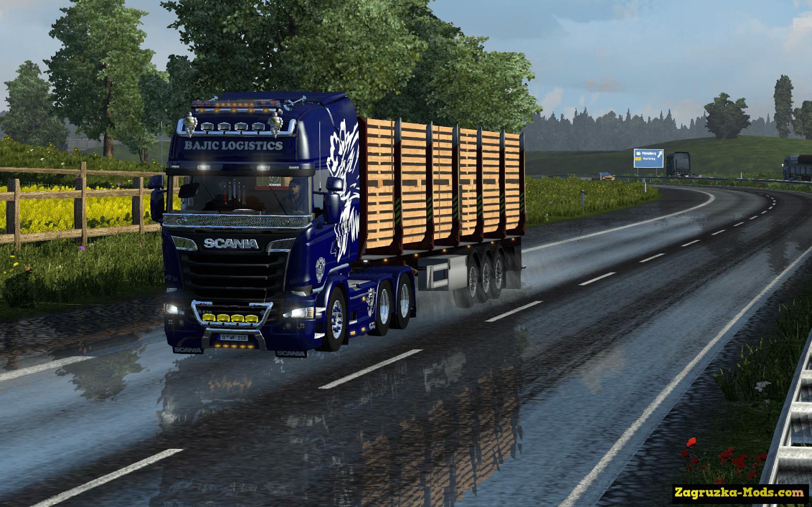 euro truck simulator 3 leaked beta version. Black Bedroom Furniture Sets. Home Design Ideas